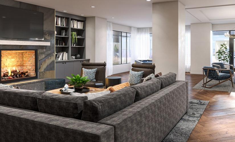 Clubroom Lounge